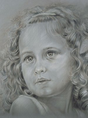Art Commissions - Pencil Sketch - Hand Drawn Portraits Drawing
